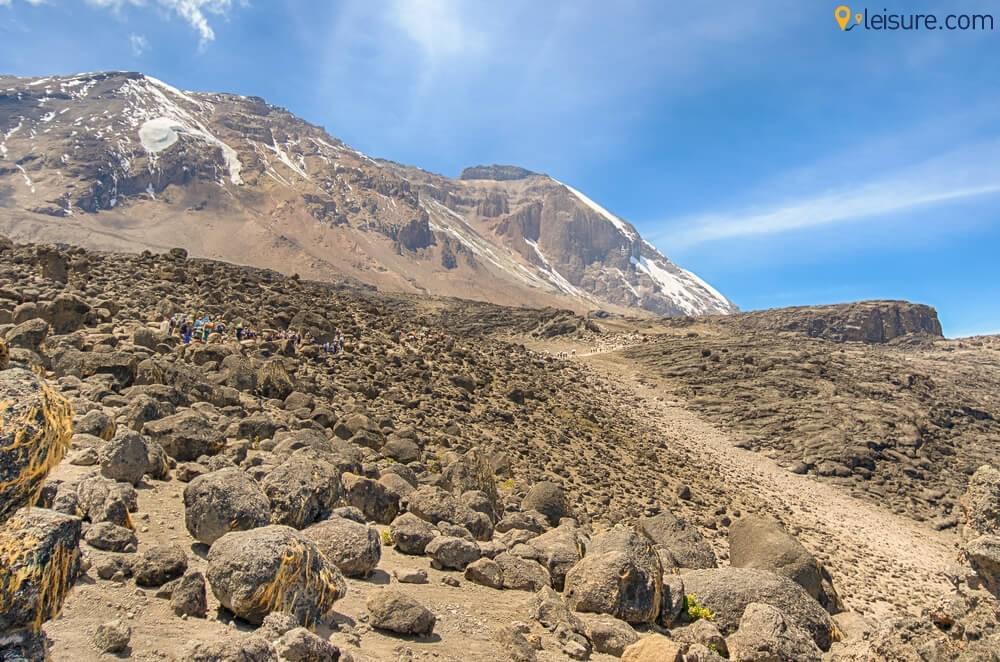 Kilimanjaro Machame Trek 2