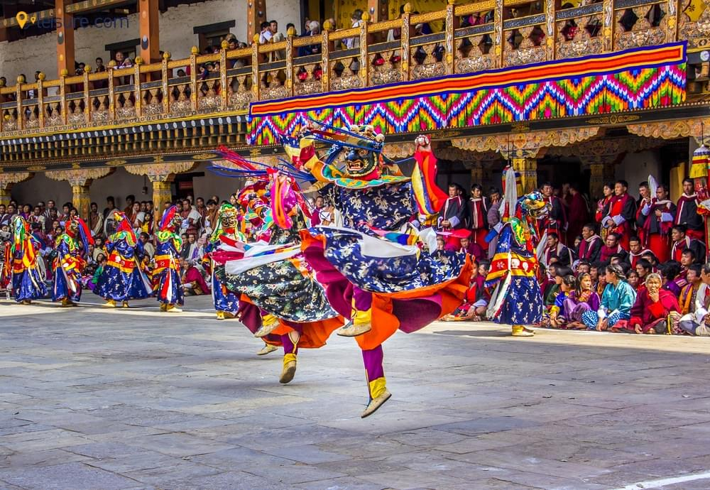Explore The Happiest Land With 10 Days Bhutan Tour Package
