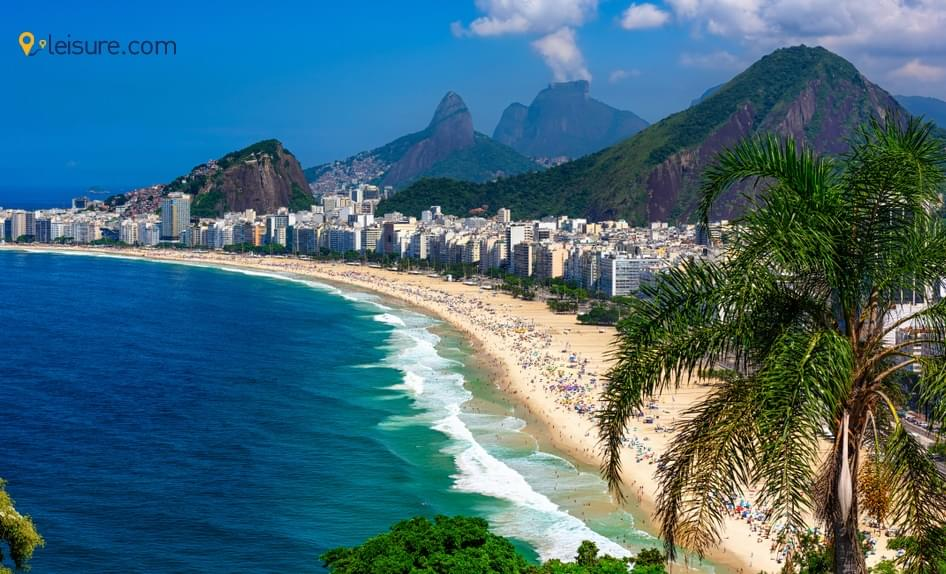 Amazing Vacation In Brazil