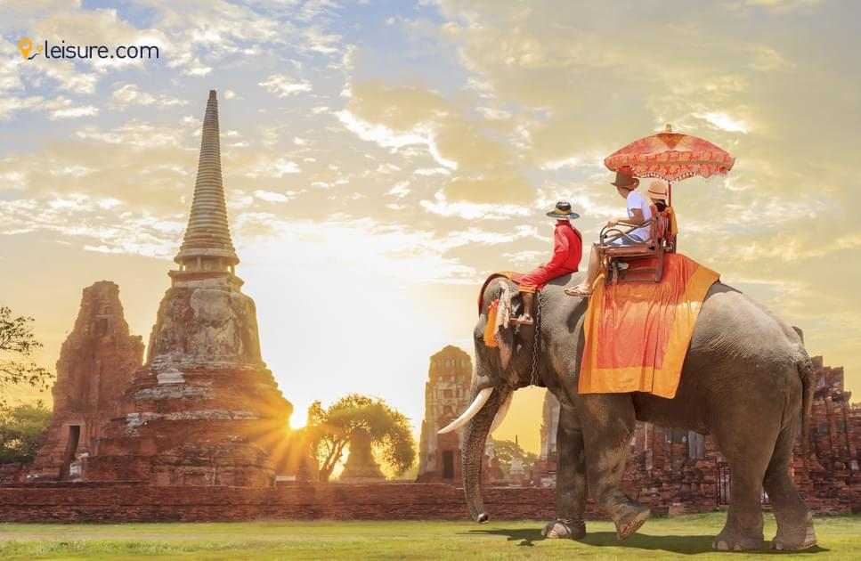 Once-In-A-Lifetime Experience in Cambodia, Thailand, and Vietnam