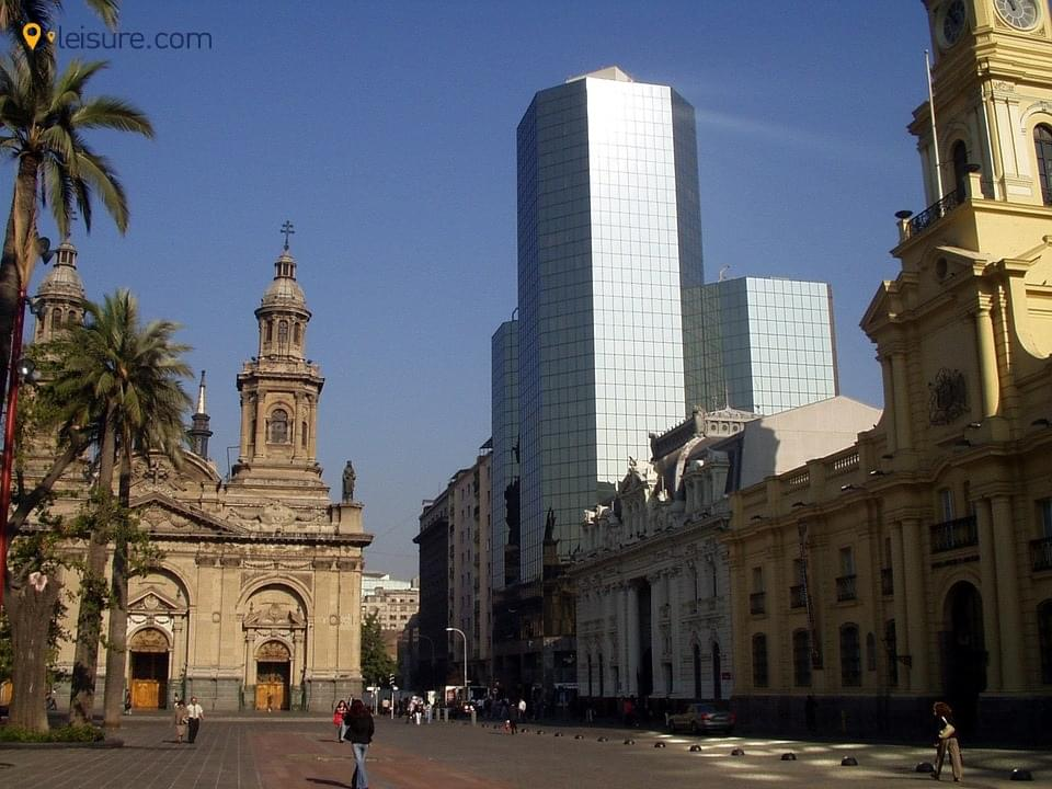 Santiago 3457