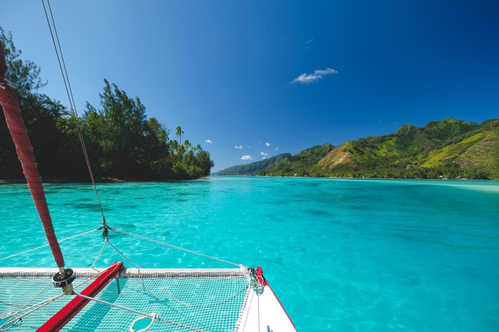 Amazing Time in Tahiti