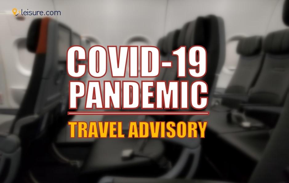 New US Travel Advisory: Traveling Amidst COVID-19 Pandemic