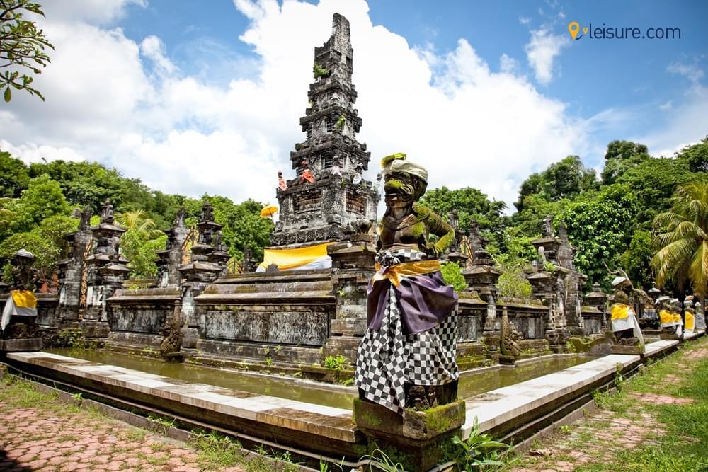 Bali Tour Itinerarys