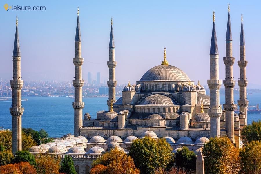 Historical Tour Of Turkey