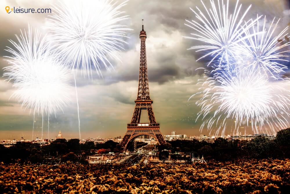 New Year Holiday Destinations on Mind? Marvel at the City of Lights - Paris