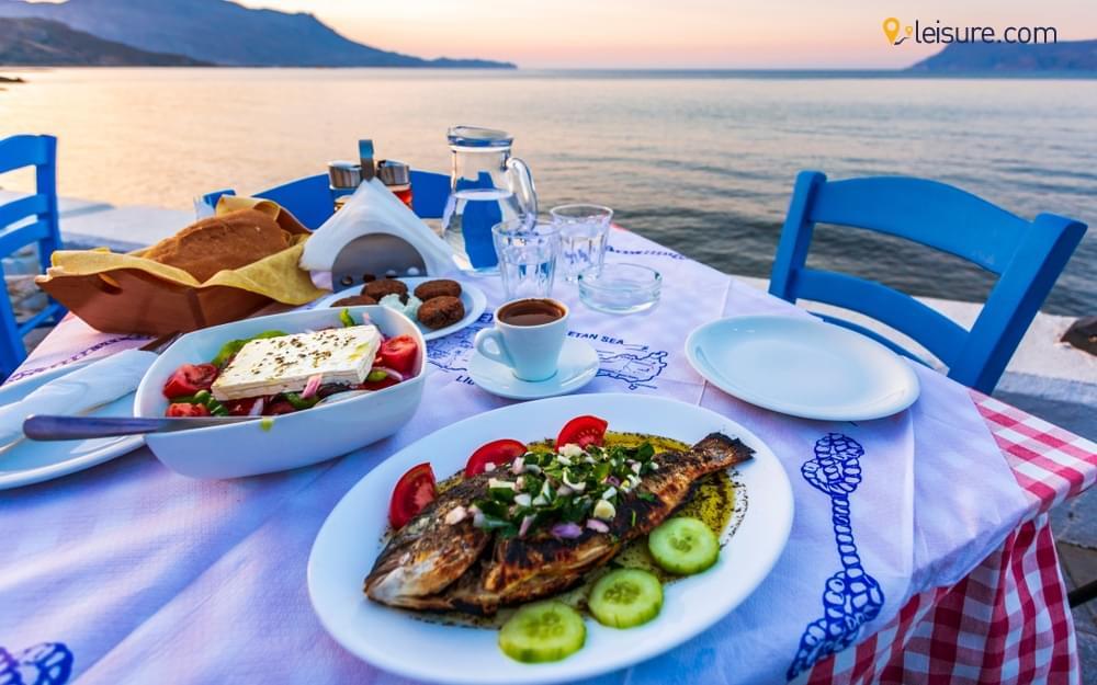 Athens, Santorini & Crete cs