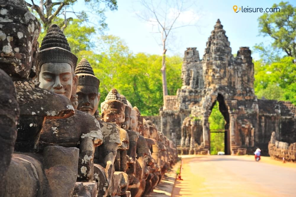 Our Cambodia Tour Itinerary