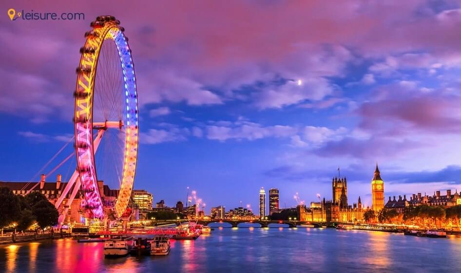 UK Tour Itinerary s