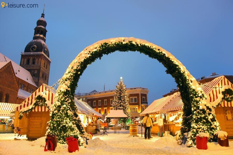 This Winter Visit Interesting Places In Riga