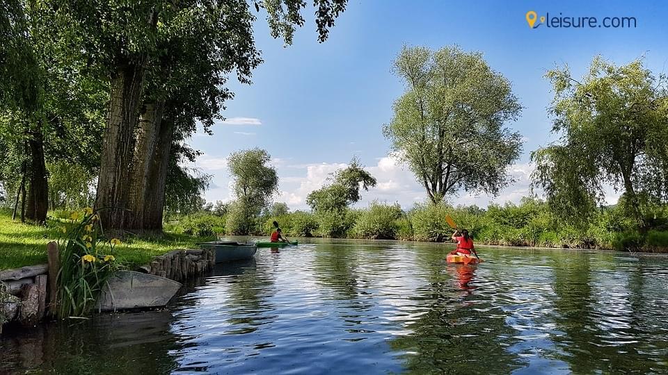 Canoeing 705
