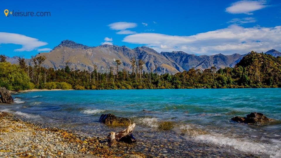Visit in New Zealand tyk