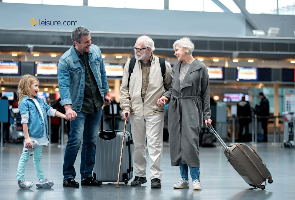 11 Handy Senior Travel Airport Tips You Can't Give a Miss to