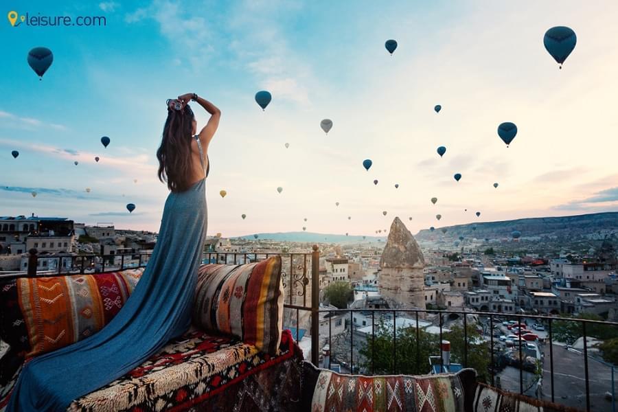 Cappadocia vacation