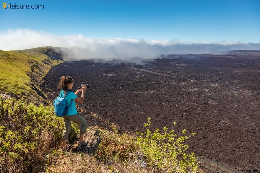 Walk Through the Volcanoes and World Heritage City: A 5-day Tour to Galapagos & Ecuador