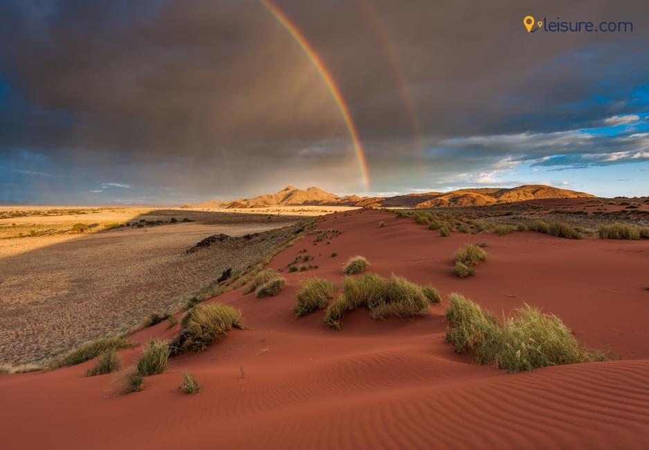 Namibia Safari - A Wonderful Experience