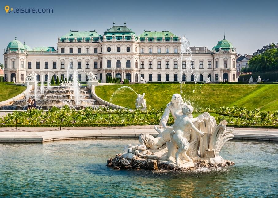 A Once-In-A-Life Trip To Austria