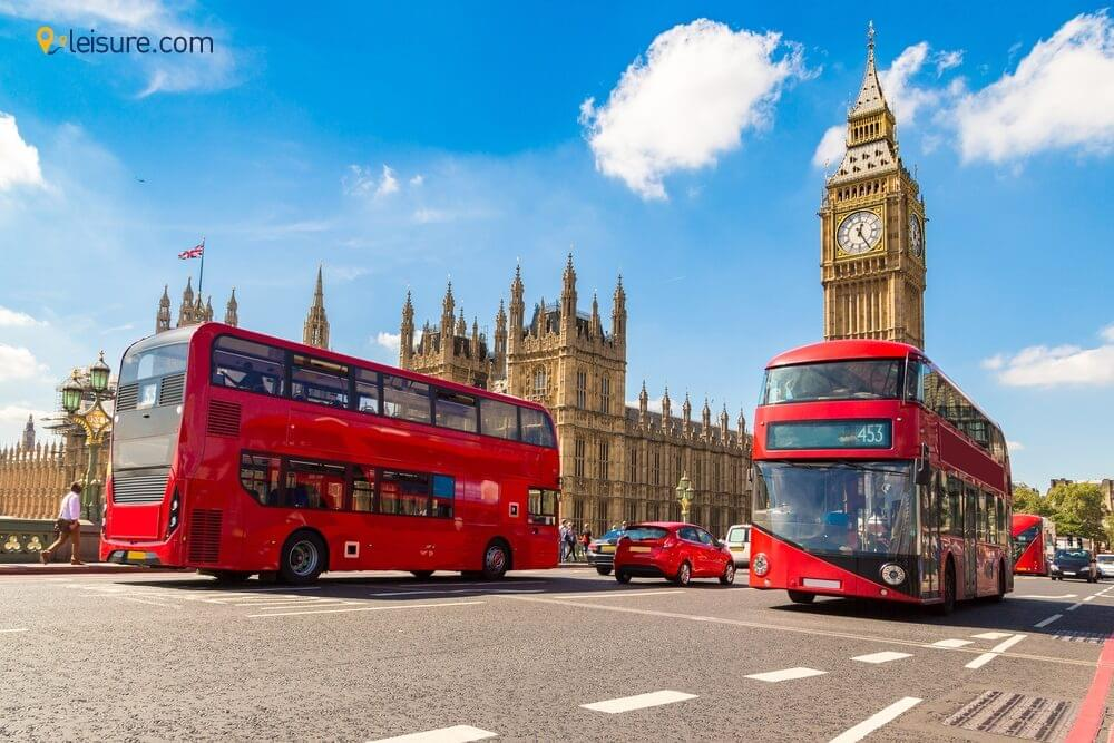 UK Tour Itinerary