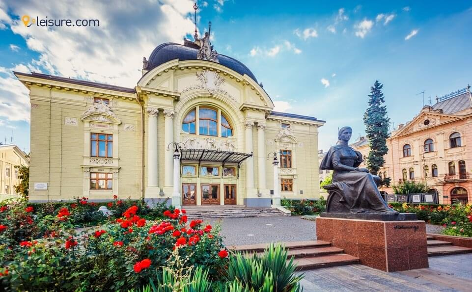 Travel Europe on a Budget With This Interesting and Quaint Ukraine Tour Itinerary