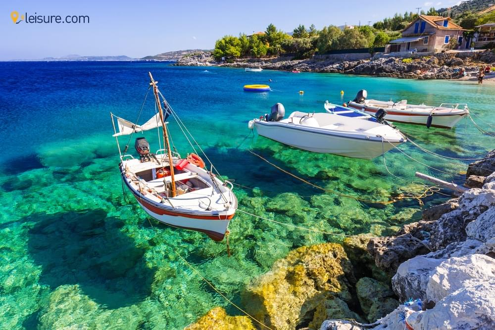 Top 3 Greek Islands on this Greece Tour for the Soul