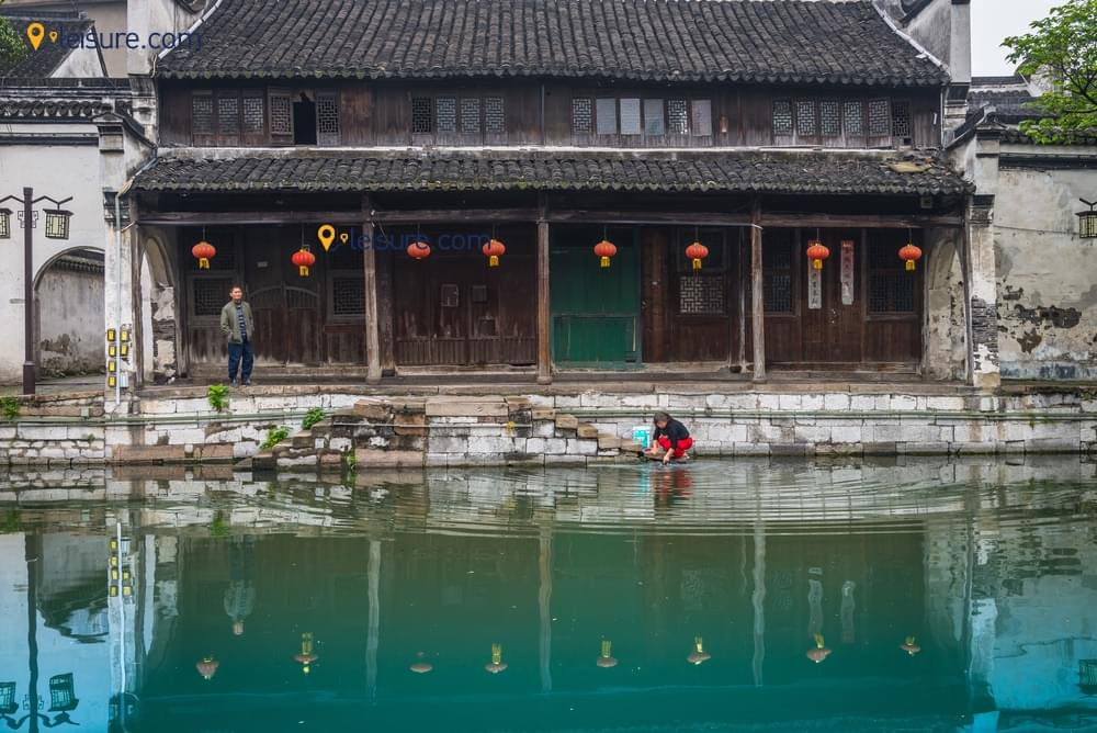 Thrill Filled China Tourv
