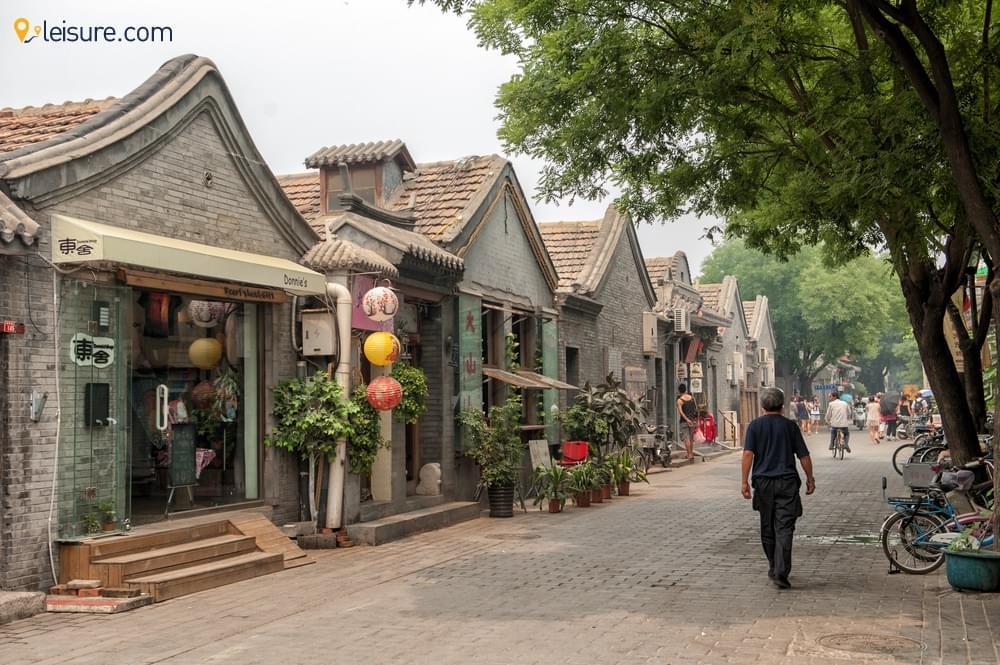 China at Beijing and Harbin
