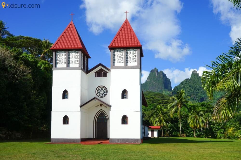 Explore Tahiti  D