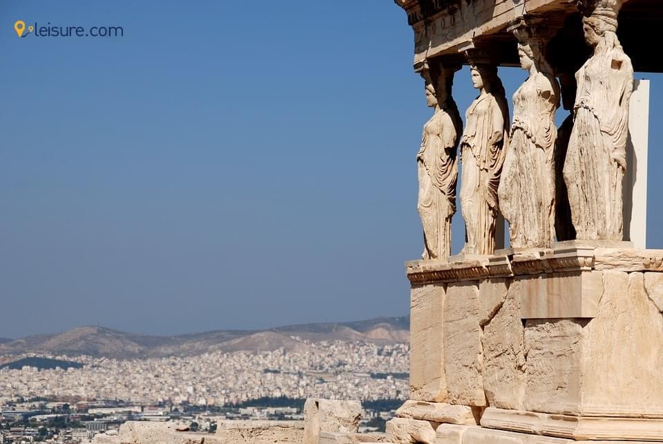 Greece Vacation errrr