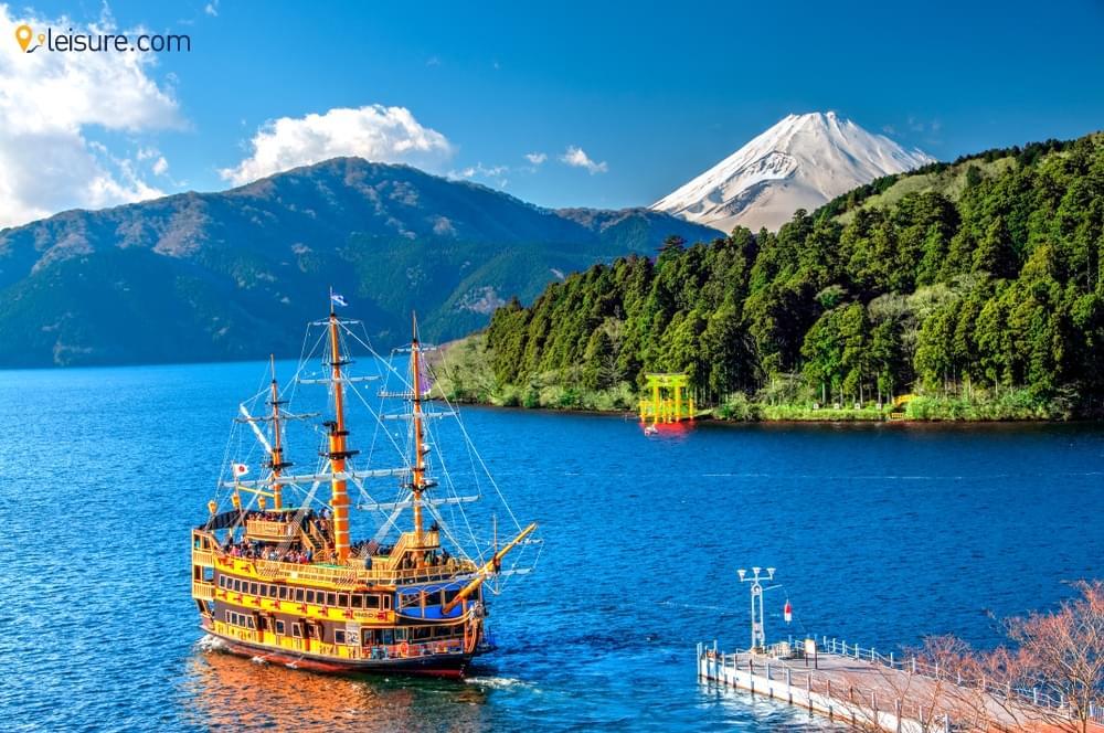 A Day Trip To Mt Fuji & Ashi Lake From Tokyo During Japan Tour