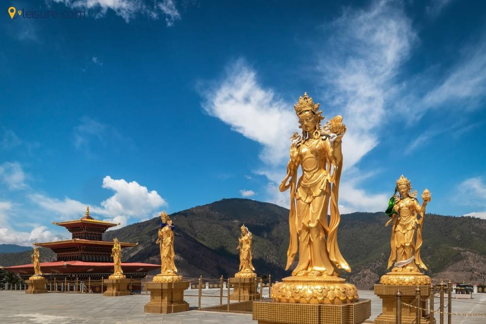 Spiritual Land of Bhutanf