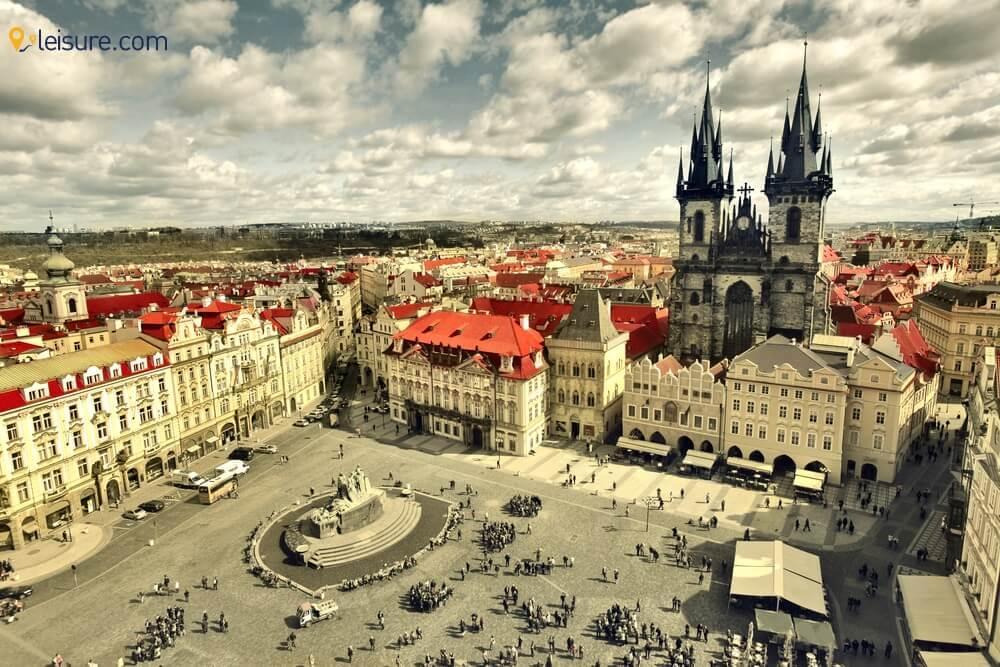 Czech Republic Itinerarysdf