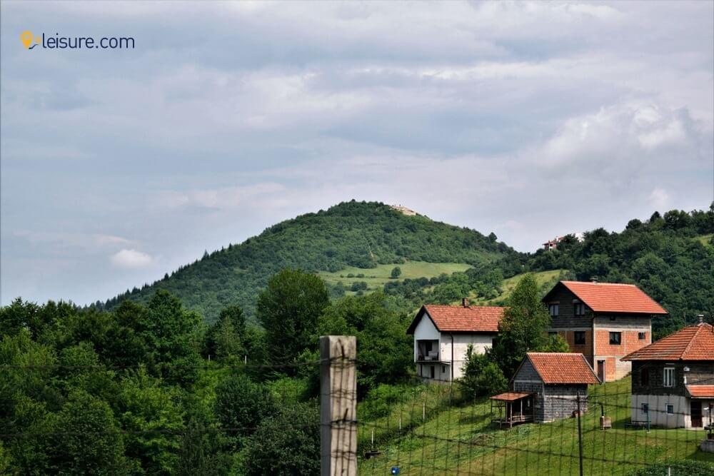 Bosnia Itineraryv