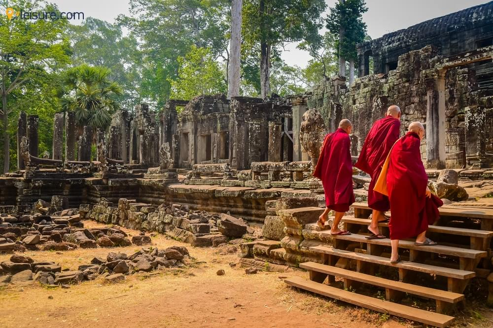 Our Cambodia Tour Itineraryd