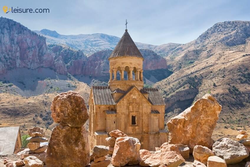 Visit In Armeniadd