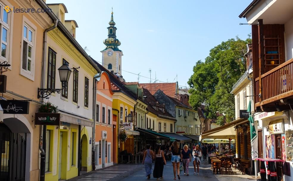 Got Cheapest Deal on Croatia Tours With Leisure.com