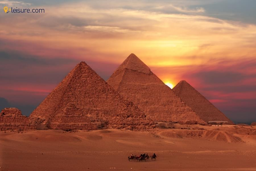 Egypt Is Calling via 6 Days Egypt Tour Itinerary