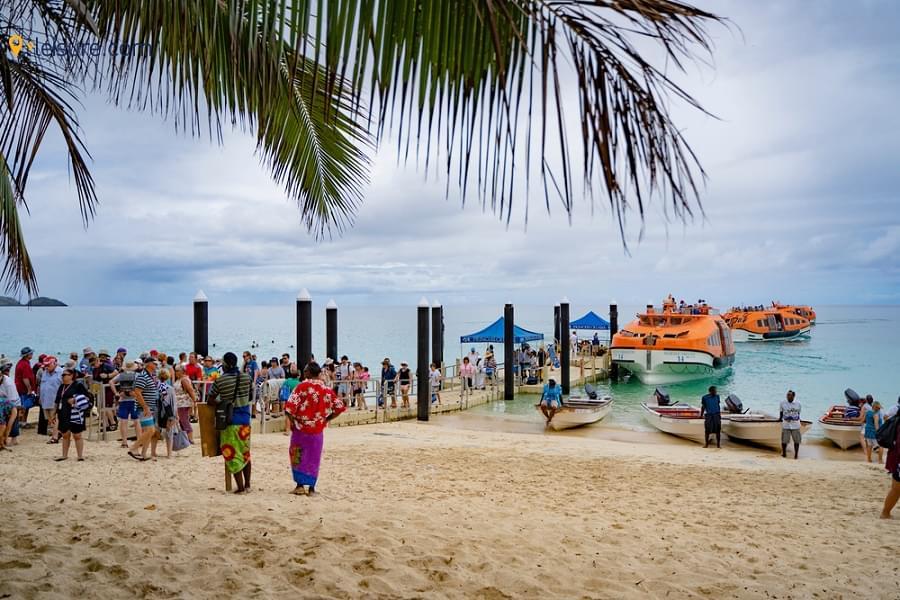 7 Days in Fiji Island