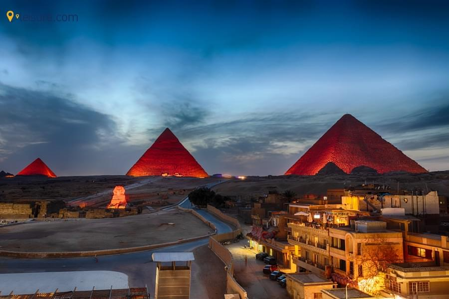 Egypt Tour Itinerary