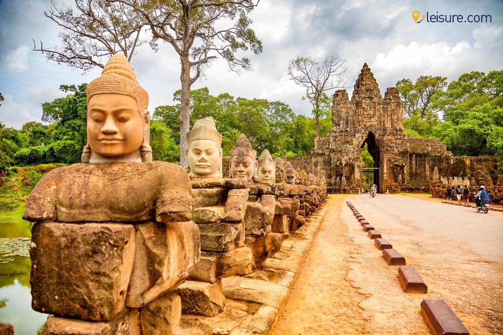 Witness Life From Distinct Perspective With Our Cambodia Tour Itinerary