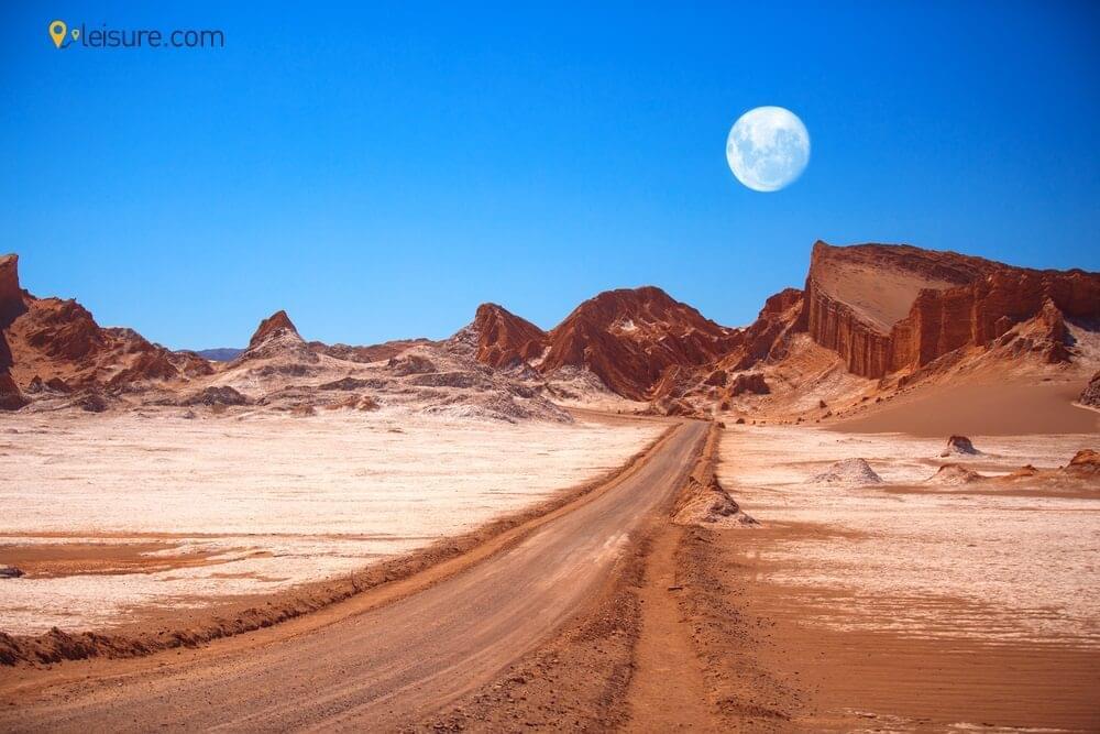 Argentina, Antarctica & Chile err