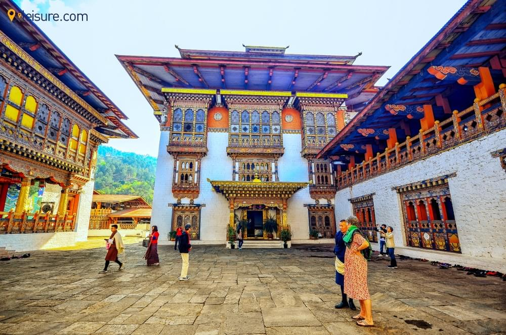 Bhutan Vacation Plan: Your Gateway of Happiness!