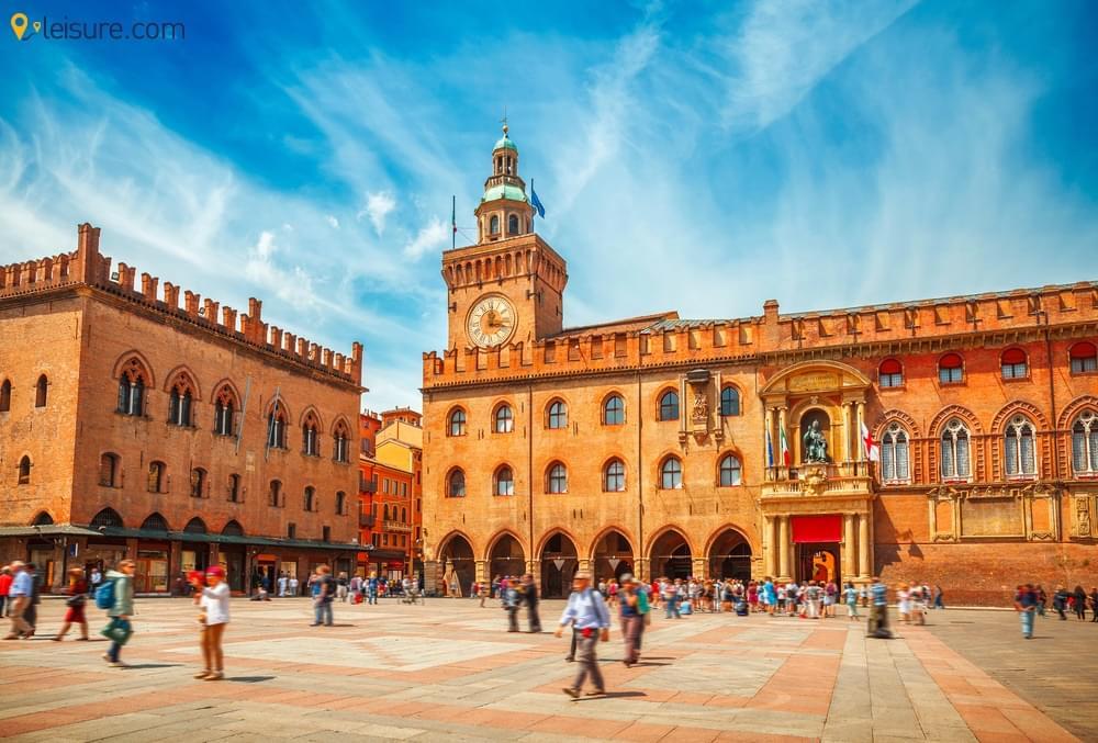 Assisi, Bologna, Venice, Tu