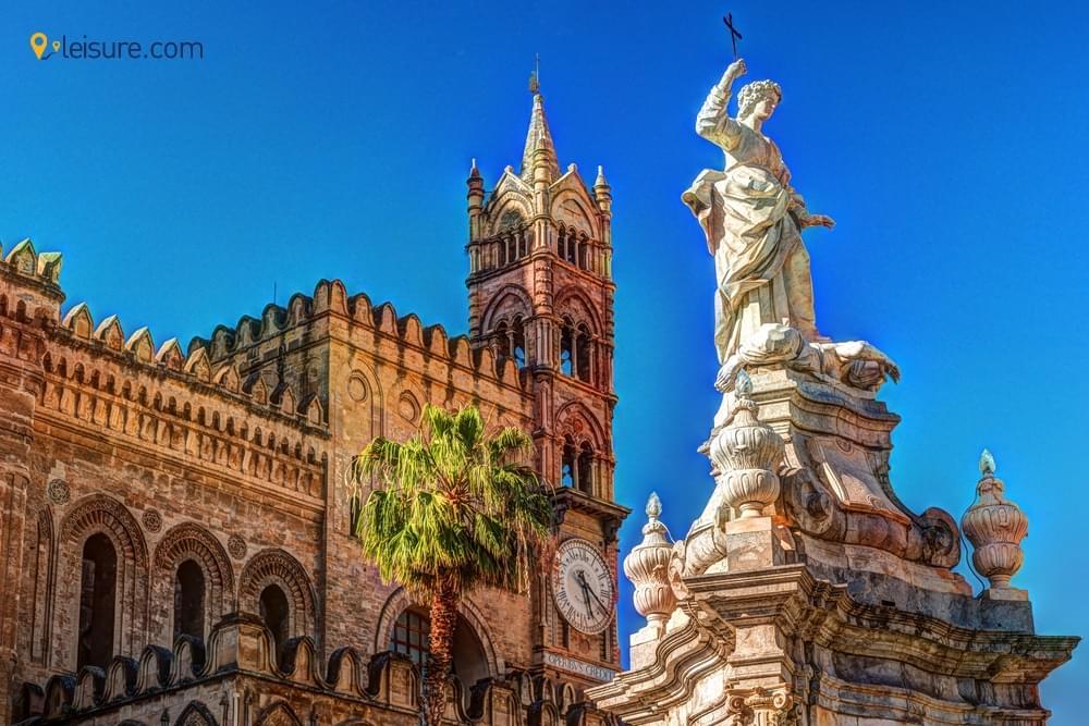 5 Days Sicily Tour