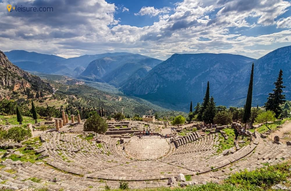 Greece With Greece Itinerary d