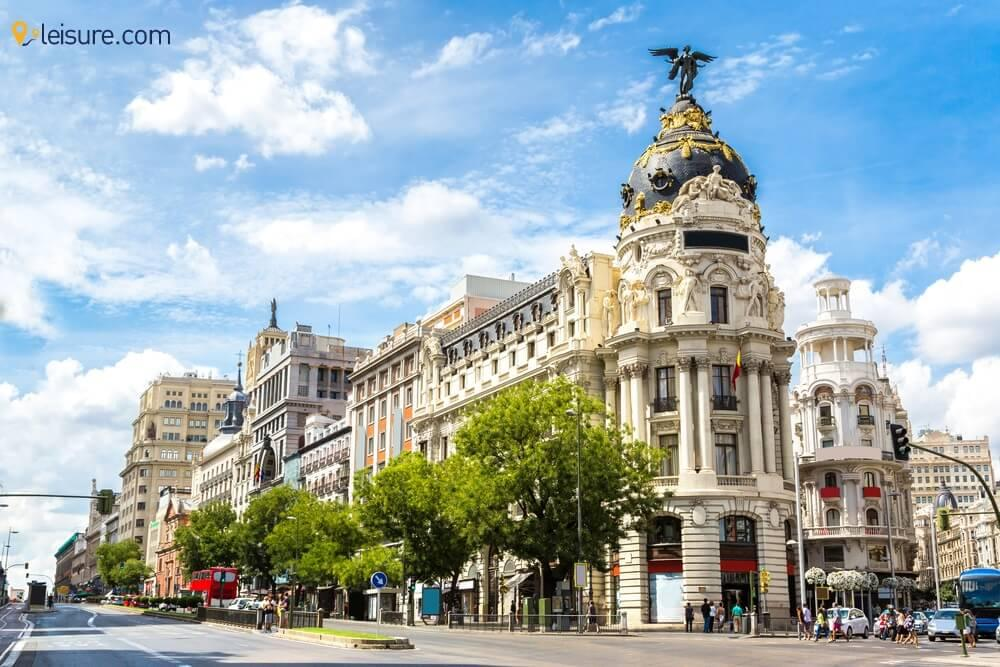 Best Spain Vacation Spots - Travel To Madrid, Valencia, And Barcelona