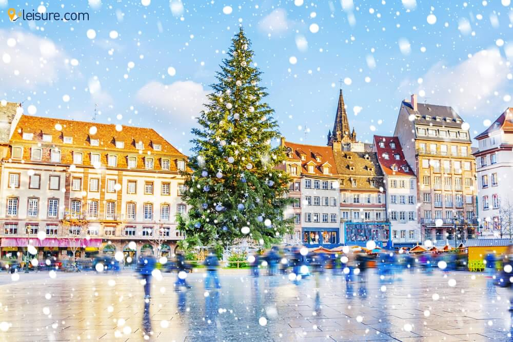 Celebrate Christmas In France: Best Christmas Holiday Destinations