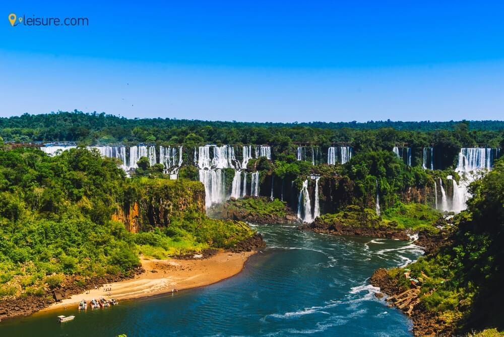 Of Rio, Iguazu df