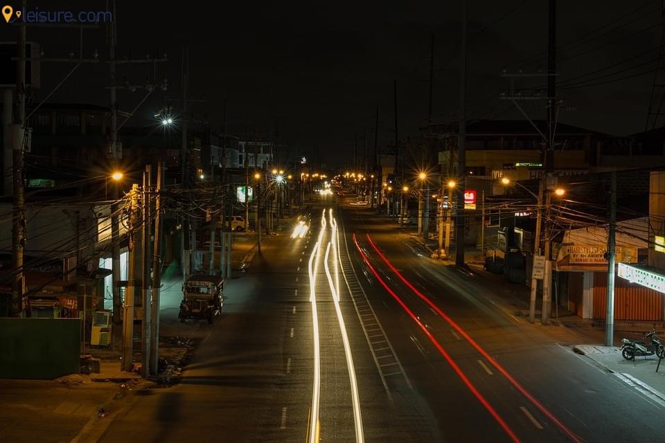 street traffi