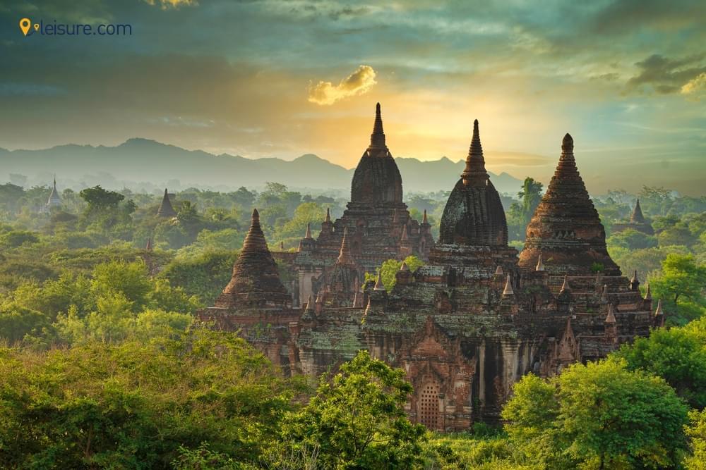 Present In Myanmar Tour dfdfd