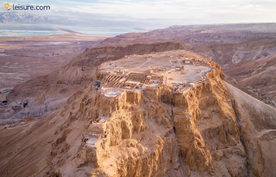 Masada And Dead Sea In Israel Tour